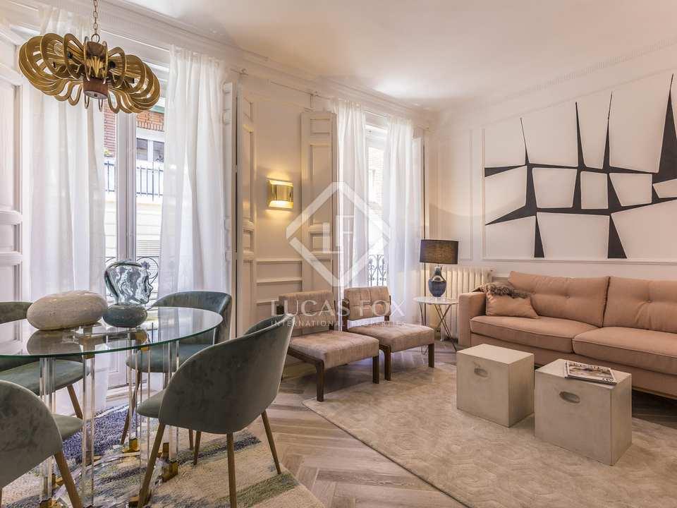 Недвижимость в Мадриде - аренда недвижимости в Мадриде