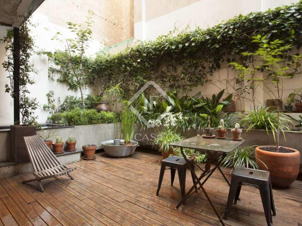 Appartement en vente dans le quartier gothique de Barcelone