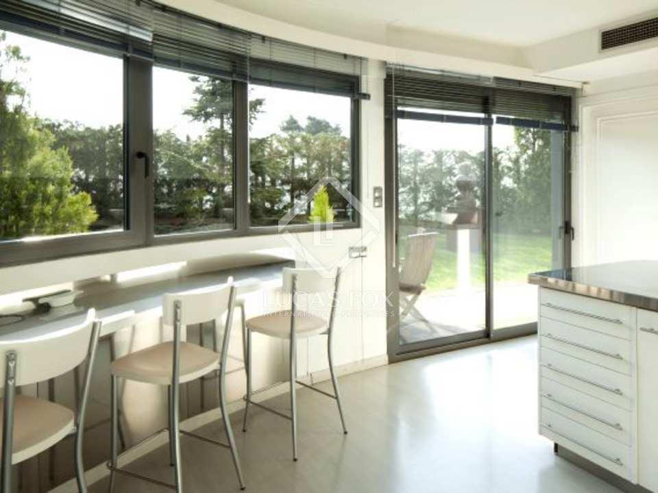 Casa de lujo de 5 dormitorios en alquiler en pedralbes barcelona - Casas en alquiler cerca de barcelona ...