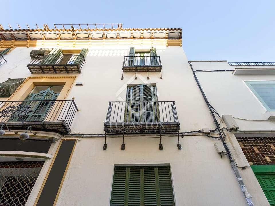 Ситжес испания недвижимость