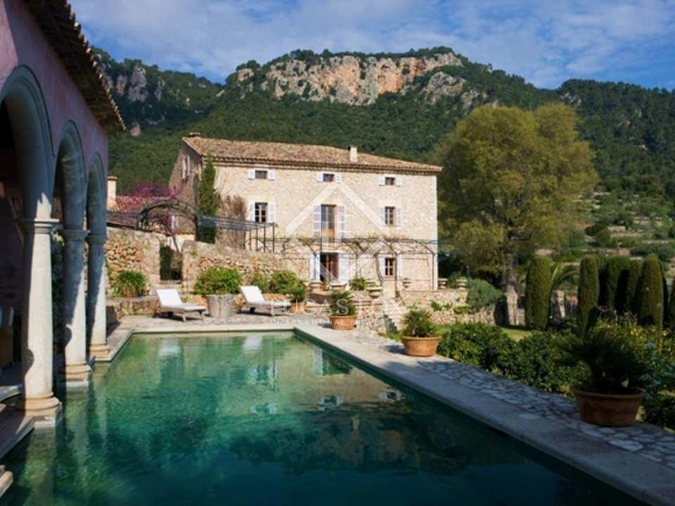 Casa rural de lujo en venta cerca de palma de mallorca - Hoteles cerca casa campo madrid ...