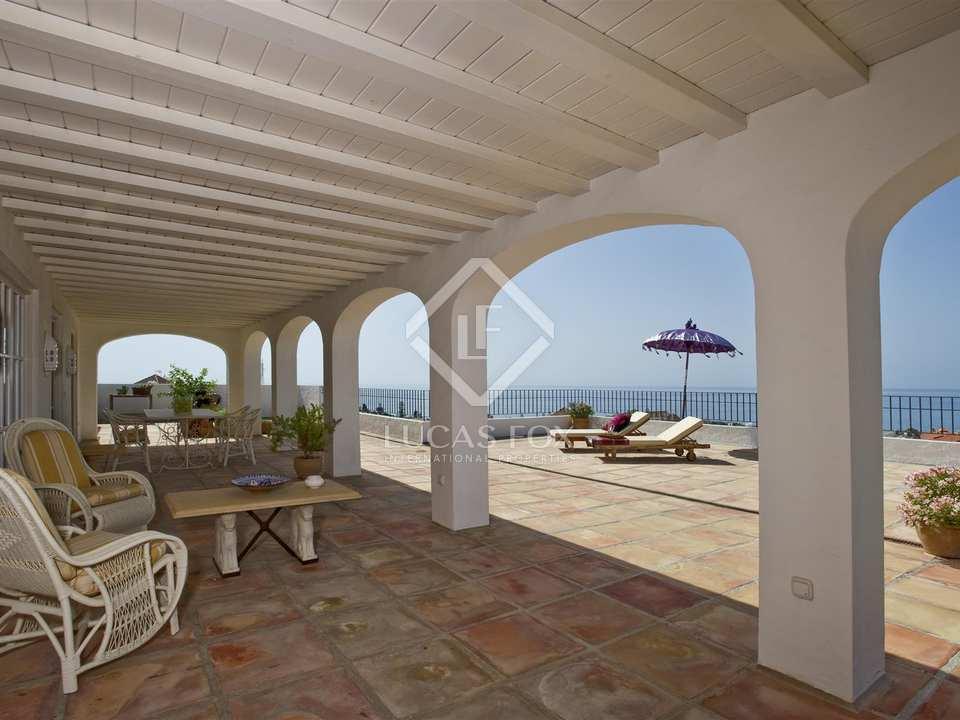 1 618m haus villa zum verkauf in malaga andalusien