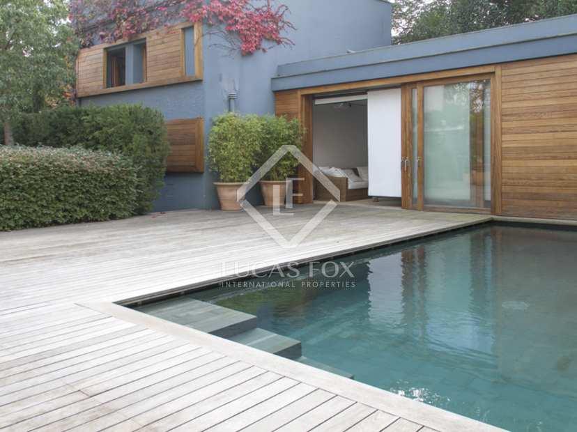 Fantastique maison familiale 6 pièces avec piscine en vente dans le ...