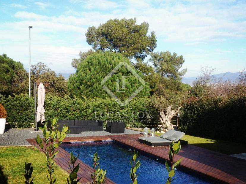 Propiedad familiar en alquiler en vallromanes cerca de barcelona - Casas en alquiler cerca de barcelona ...