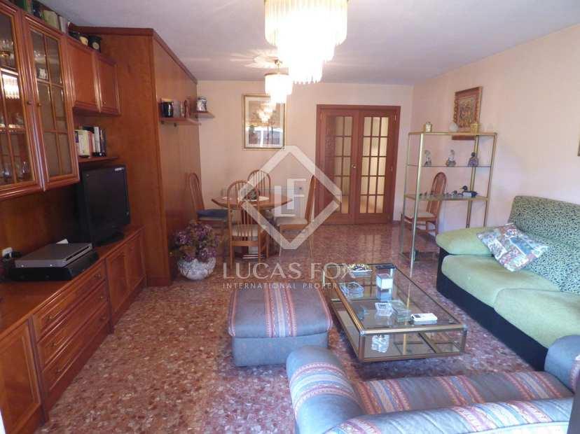 Apartamento en venta en ruzafa valencia for Actualizar dormitorio clasico