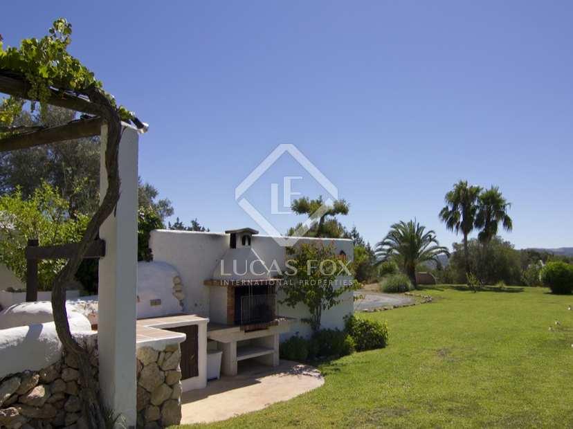 Casa de campo tradicional en venta en san rafael ibiza for Ciudad jardin ibiza