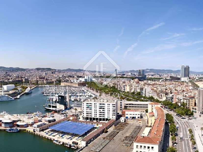 Apartamento en venta en la barceloneta en el casco antiguo de barcelona - Apartamentos en la barceloneta ...