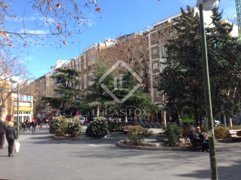 villa en alquiler en madrid chamart n ciudad jard n