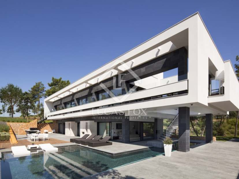 Luxury Villa To Buy On One Of Europe S Best Golf Courses