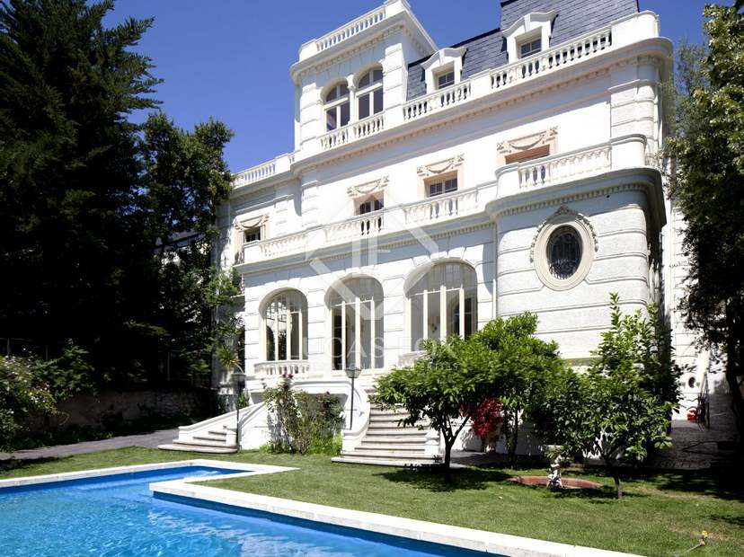 Mansion house for sale in pedralbes zona alta barcelona - Zona alta barcelona ...