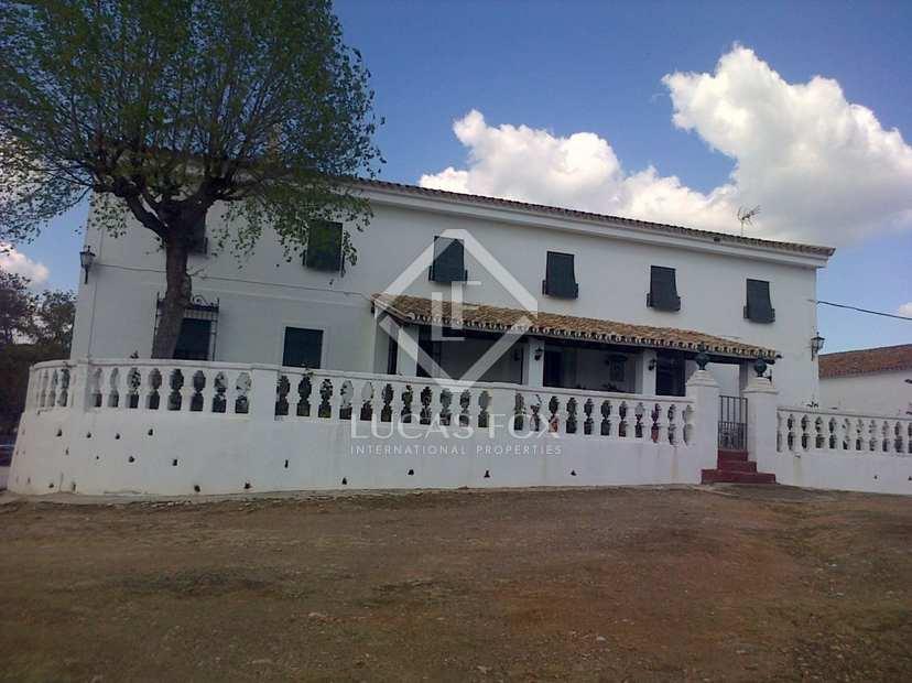 Casa de campo en venta en sierra morena sevilla - Casa de campo sevilla ...