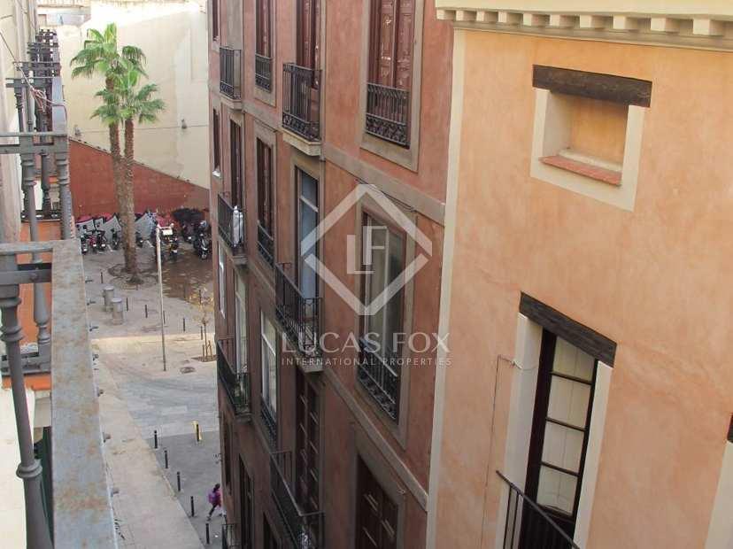 Tico de 3 dormitorios en venta en el casco antiguo de - Casco antiguo de barcelona ...
