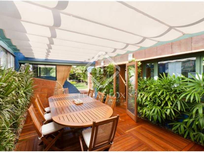 Baños Estilo Asiatico:Villa de lujo de 5 dormitorios en venta en la Milla de Oro, Marbella