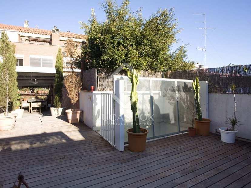 Apartamento en alquiler en sarri barcelona - Casas en alquiler cerca de barcelona ...