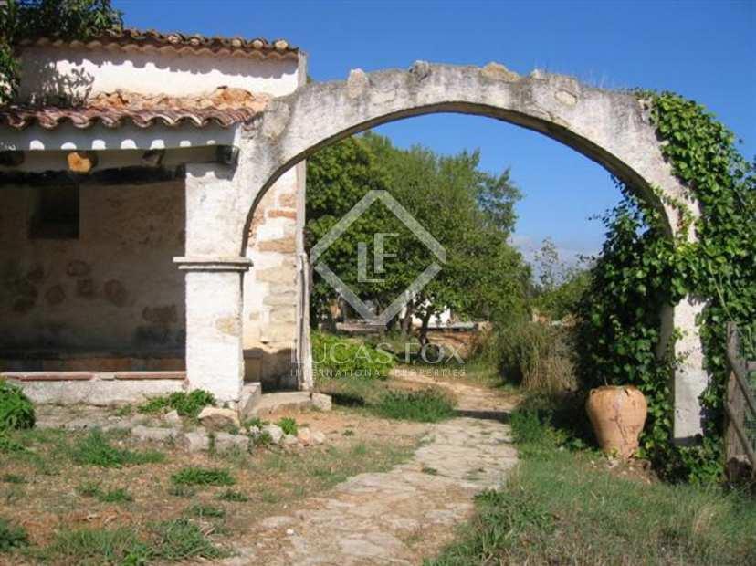 Casa rural en venta cerca de barcelona - Casas rurales cerca vilafranca del penedes ...