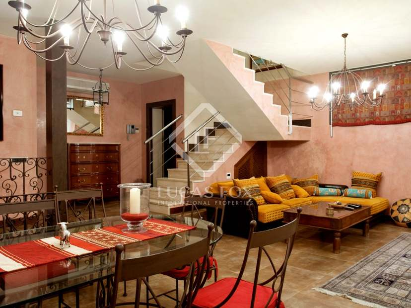 Casa de lujo en venta en valldoreix a un paso de barcelona - Residencia jardins de valldoreix ...