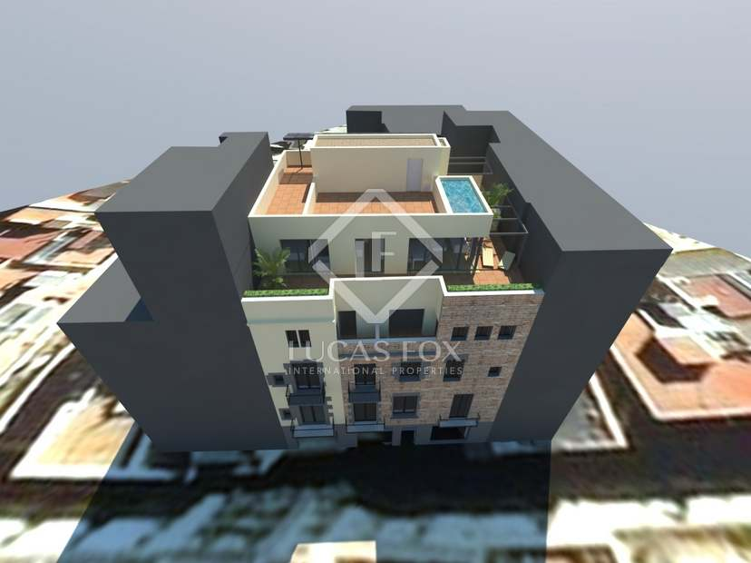 Apartamento de nueva construcci n en venta en el casco - Casco antiguo de barcelona ...