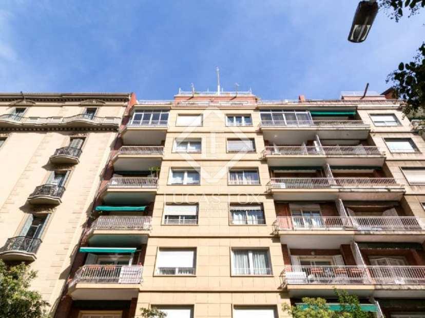 Appartement en vente dans le quartier de sant gervasi de barcelone - Appartement vente barcelone ...