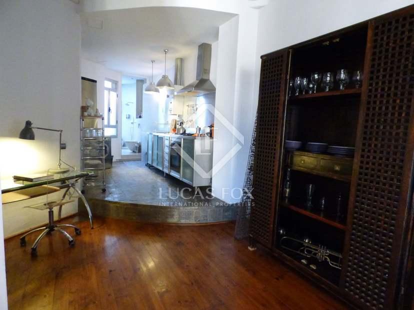 Designer loft apartment for sale in valencia old town - Loft valencia ...
