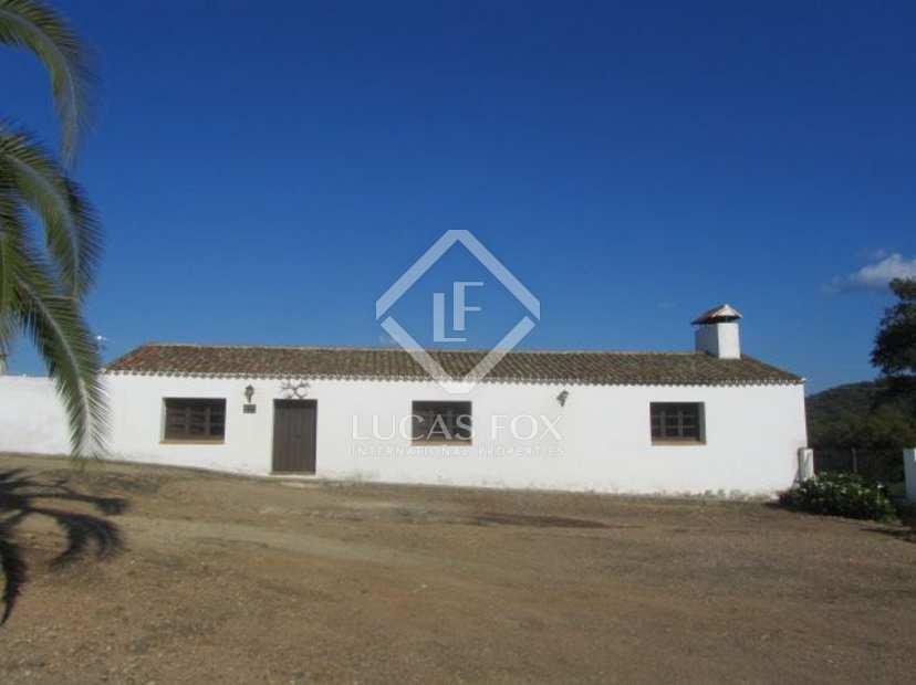 Casa de campo en venta en sierra morena sevilla - Casa diez dormitorios ...