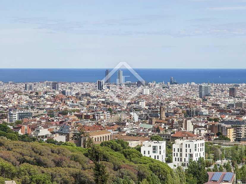 Parcela para edificar una lujosa casa en las tres torres - Casa torres barcelona ...