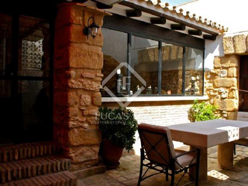 Casa de campo con olivares en venta cerca de sevilla - Casa de campo sevilla ...