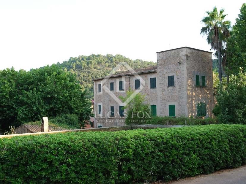 Casa rural con gran parcela en venta en esporles mallorca - Casa rural palma de mallorca ...