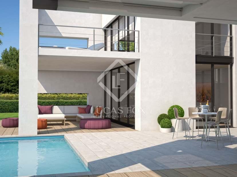 Villas de luxe modernes contemporaines de 3 ou 4 for Ou acheter une chambre a coucher