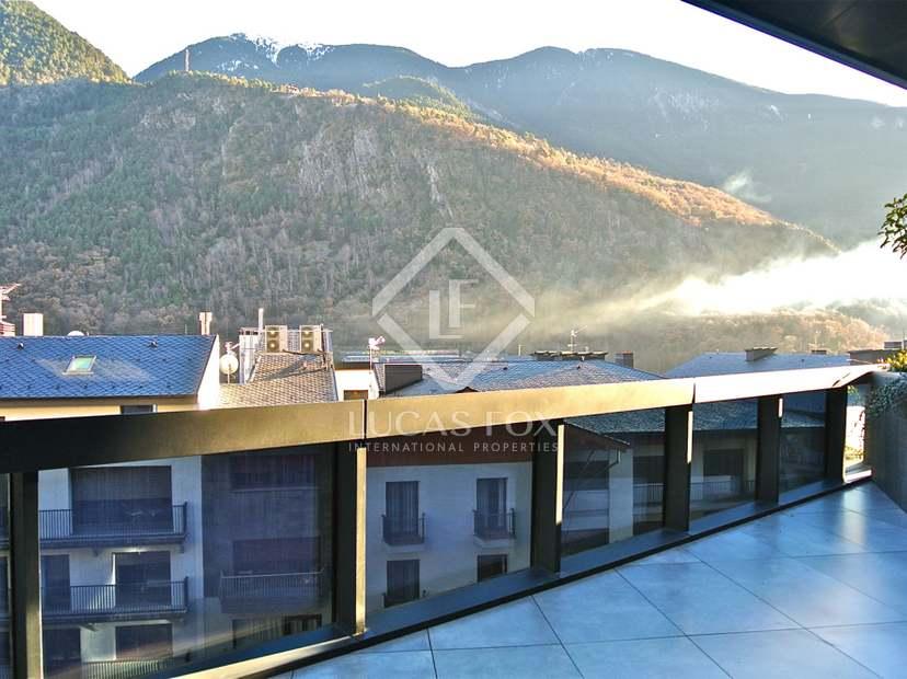Apartamento de obra nueva de lujo en andorra la vella - Andorra la vella apartamentos ...