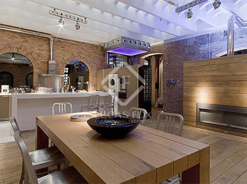 New York Style Loft Apartments For Long Term Rent In The