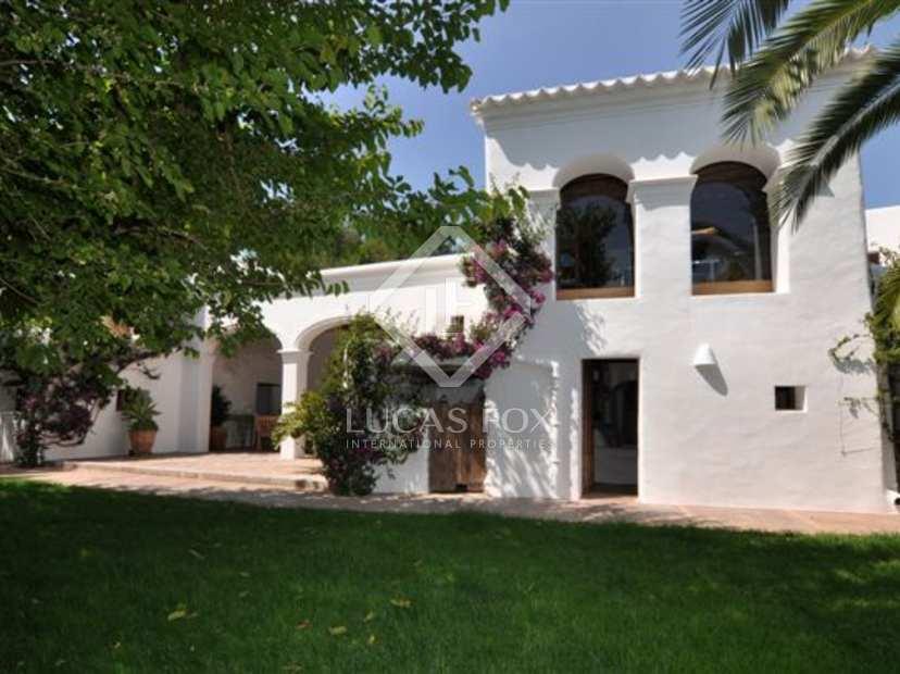 Casa rural tradicional en venta en san lorenzo ibiza - Chimeneas santaeulalia ...