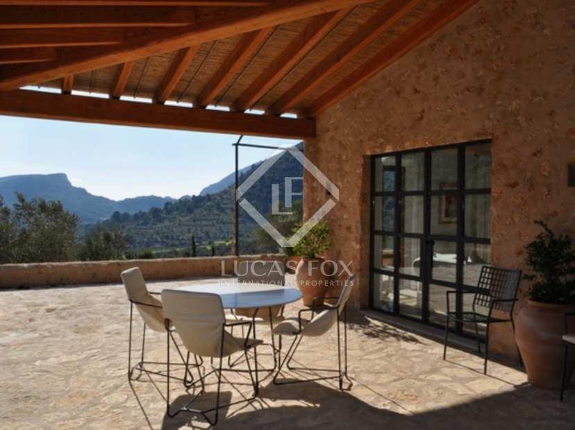 Casa de campo en venta cerca de palma mallorca - Hoteles cerca casa campo madrid ...