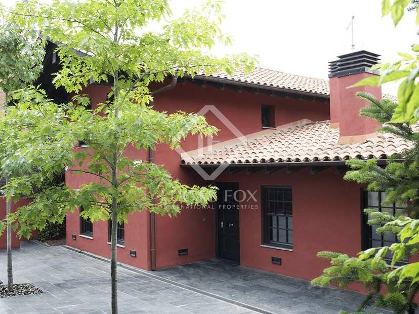 Casa moderna en venta en sant cugat valldoreix - Casas en valldoreix ...
