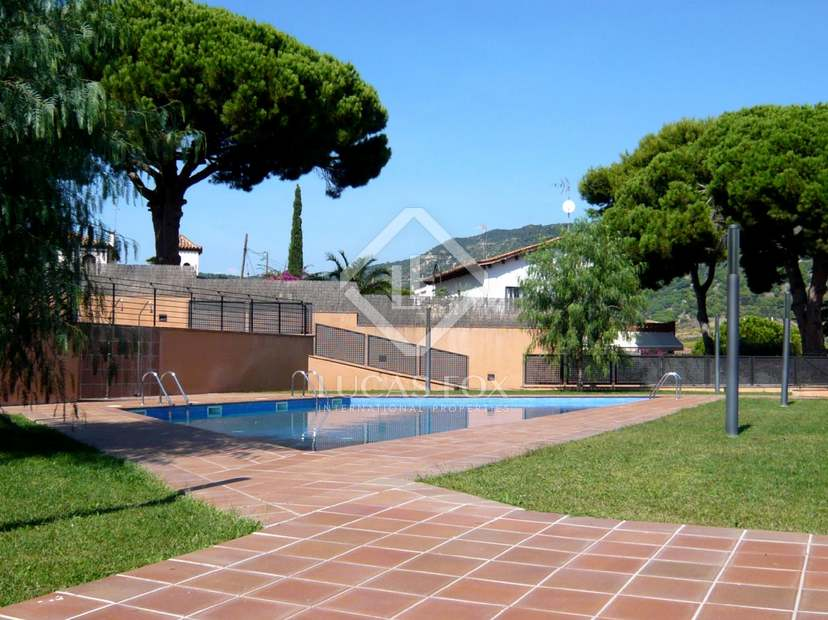 Newly Built Houses For Sale In Tei On The Maresme Coast
