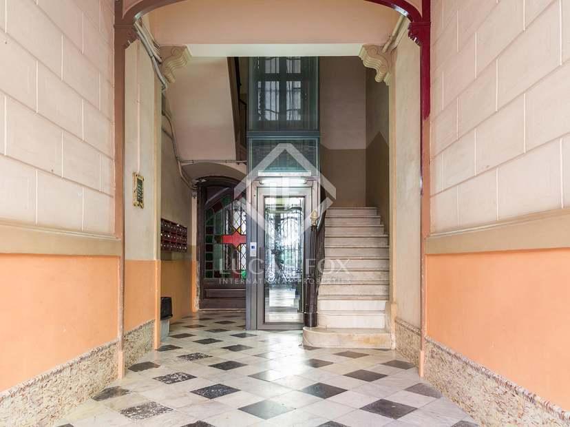 Appartement en vente dans le quartier de l 39 eixample de barcelone - Acheter appartement a barcelone ...