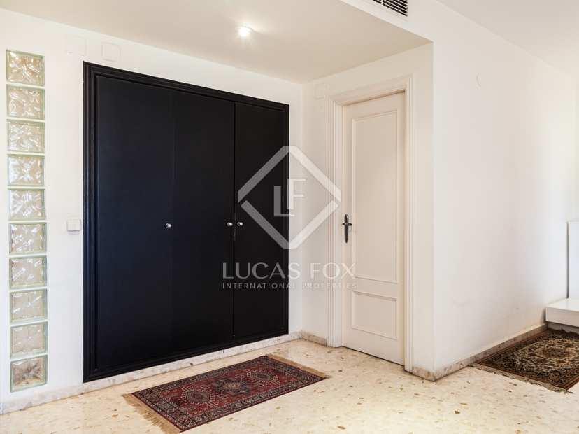 2 slaapkamer appartement met balkon te koop in valencia stad - Slaapkamer klein gebied ...