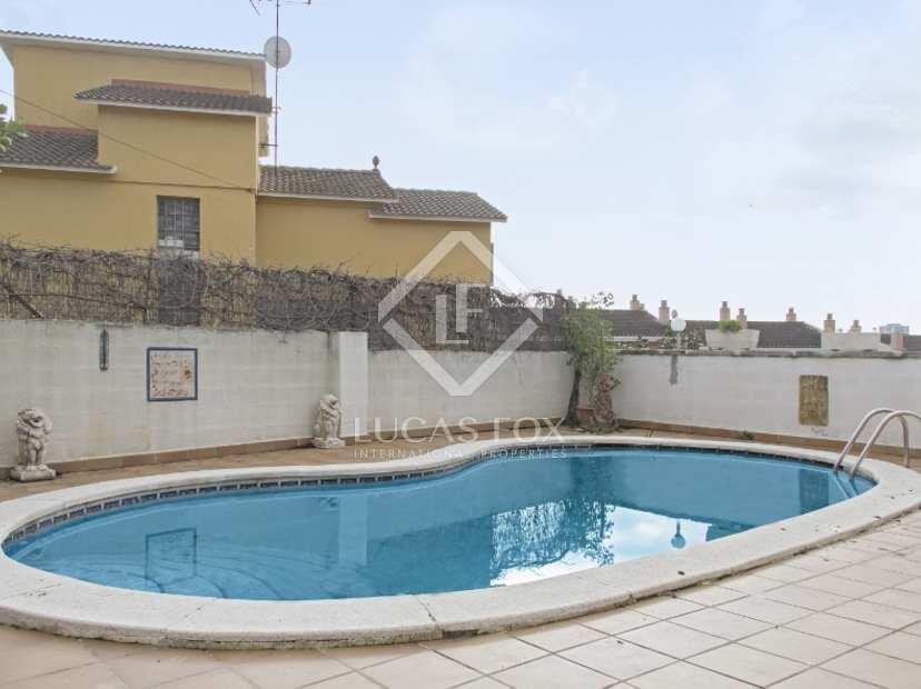 House For Sale In Tiana Maresme Coast Near Barcelona
