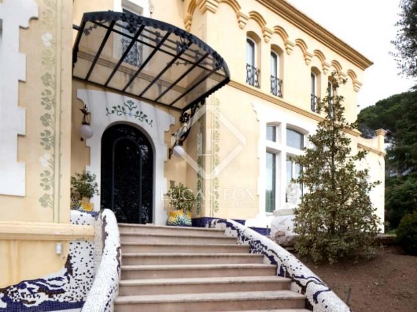Palacete en venta en la garriga a 35 minutos de barcelona - Casa la garriga ...