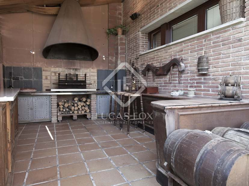 Maison vendre sant cugat barcelone - Piscines sant cugat ...