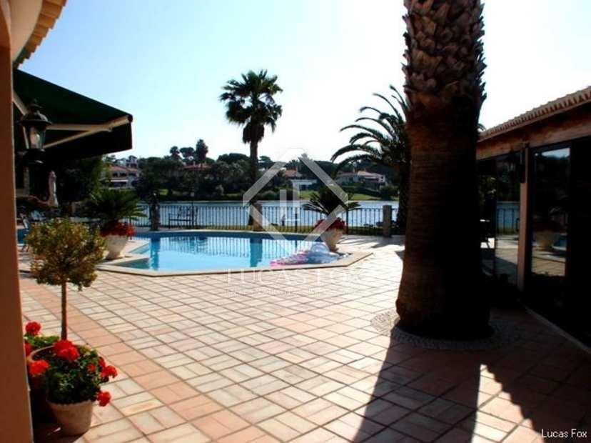 824m haus villa zum verkauf in algarve portugal. Black Bedroom Furniture Sets. Home Design Ideas
