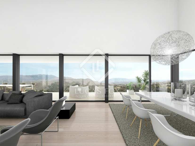 Casa de lujo en venta en la mairena en el este de marbella - Casa de lujo en marbella ...