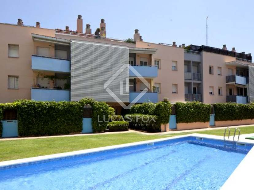 Beautiful Penthouse With Large Terrace For Sale In Sitges