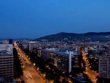 Barcelonas högst belägna fastighet i eftertraktade Sarrià