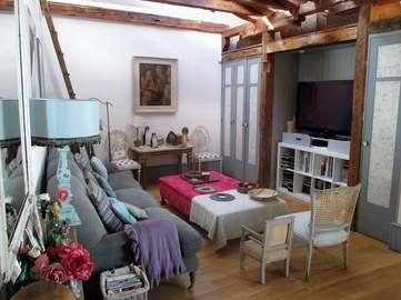 Apartamento con encanto en venta en una zona histórica de Madrid