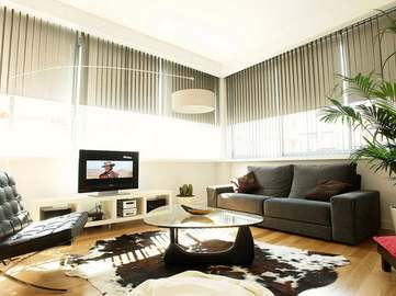 Apartamento amueblado en alquiler en Chamartín, Madrid