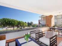 Terrace - 3 Bed Apartment for sale, La Trinidad, Golden Mile, Marbella